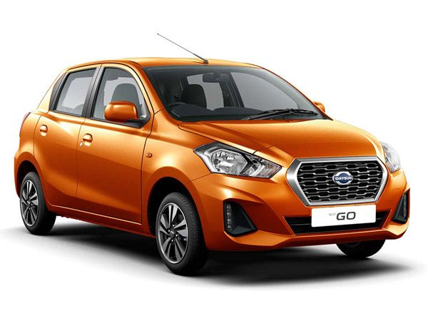 Datsun GO Exterior And Interior Design