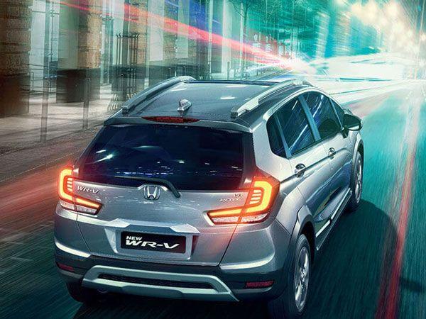 ഹോണ്ടWR-V Facelift Fuel Efficiency