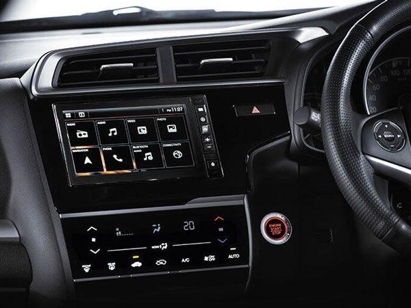 ഹോണ്ടWR-V Facelift Important Features