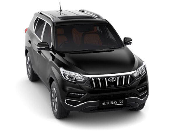 Mahindra Alturas G4 Exterior And Interior Design