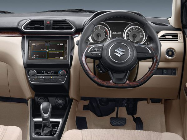 Maruti Suzuki Dzire Important Features