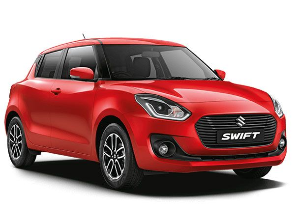 Maruti Suzuki Swift Exterior And Interior Design