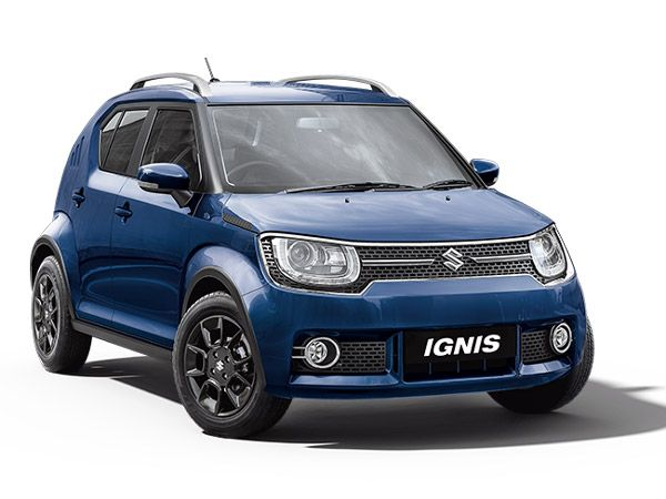 Maruti Suzuki Ignis Exterior And Interior Design