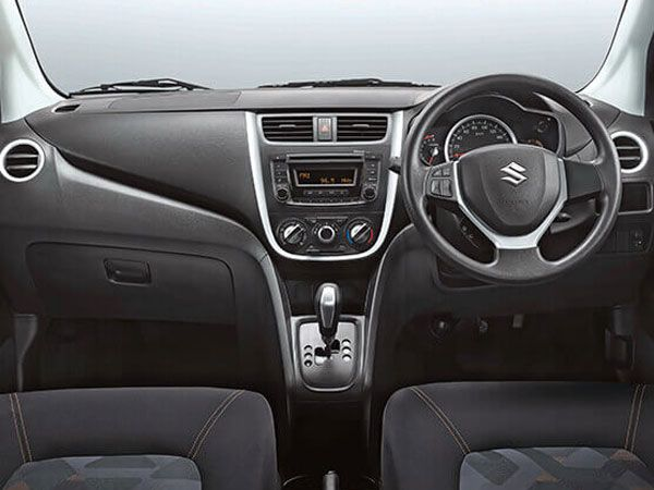 Maruti Suzuki Celerio X Important Features