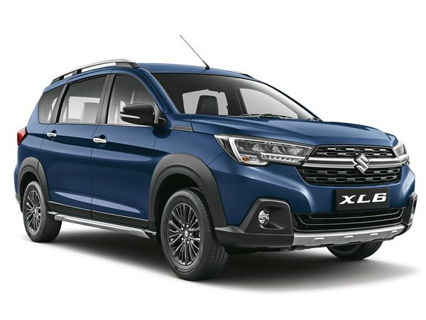 Maruti Suzuki XL6 Exterior And Interior Design