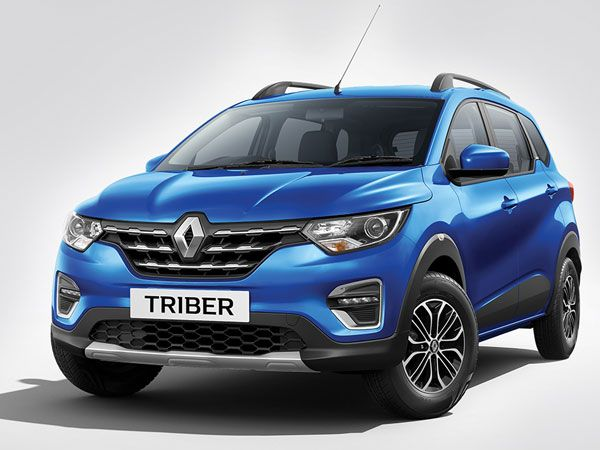 Renault Triber Exterior And Interior Design