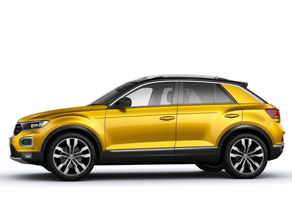 Volkswagen T-Roc Engine And Performance