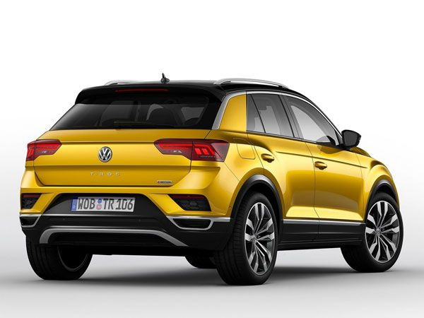 Volkswagen T-Roc Fuel Efficiency