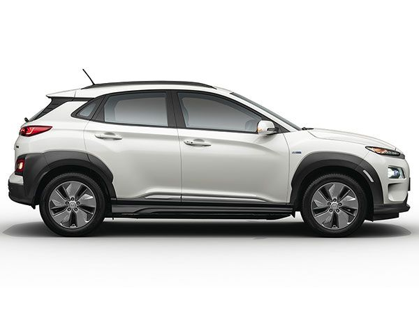 Hyundai Kona Electric Fuel Efficiency