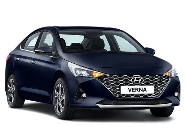 Hyundai Verna Exterior And Interior Design