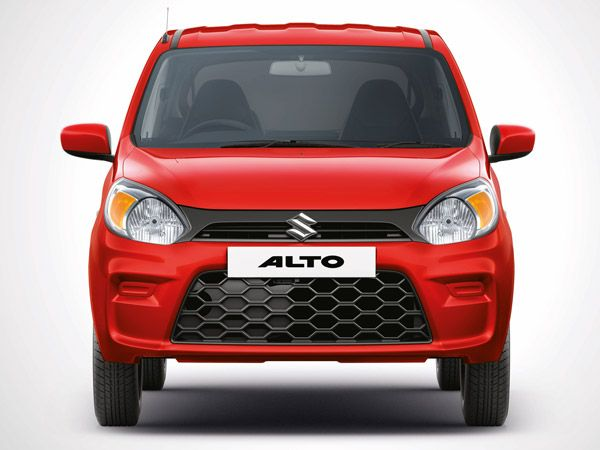 Maruti Suzuki Alto Engine And Performance