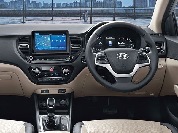 Hyundai Verna Important Features