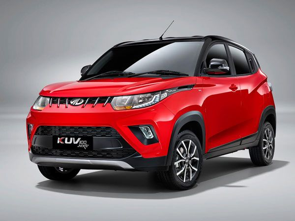 Mahindra KUV100 NXT Exterior And Interior Design