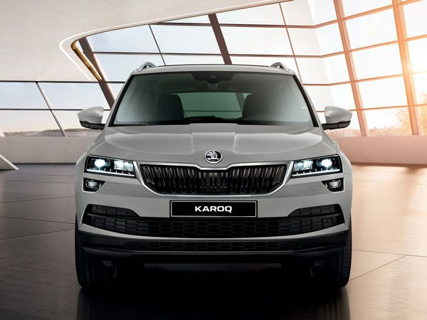 Skoda Karoq Engine And Performance