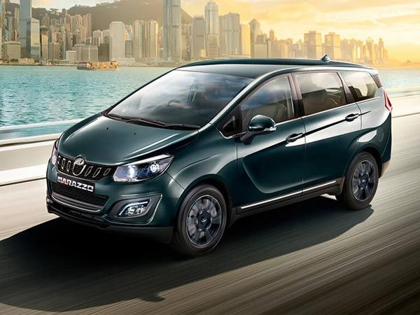 Mahindra Marazzo Fuel Efficiency
