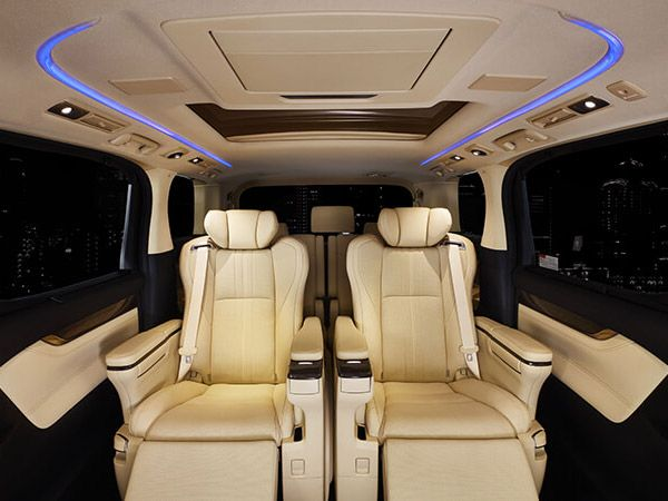 Toyota Vellfire Important Features