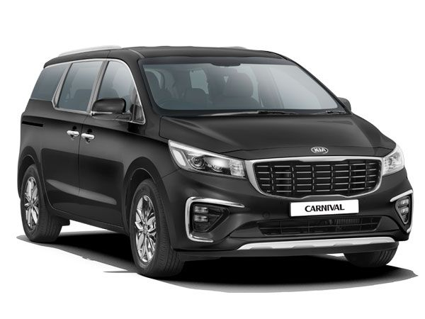 Kia Carnival Exterior And Interior Design