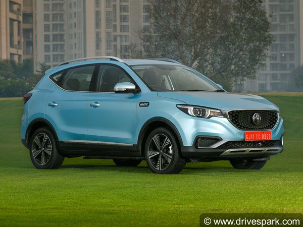 MG ZS EV Exterior And Interior Design