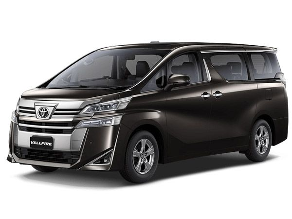 Toyota Vellfire Exterior And Interior Design