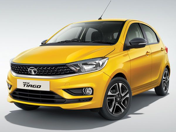 Tata Tiago Exterior And Interior Design