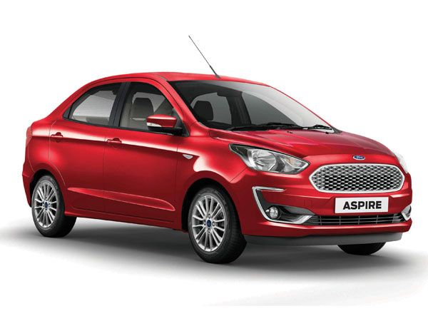 Ford Aspire Verdict