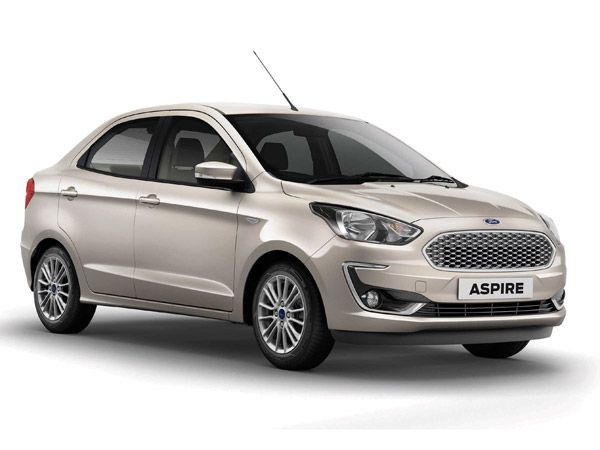 Ford Aspire Exterior And Interior Design