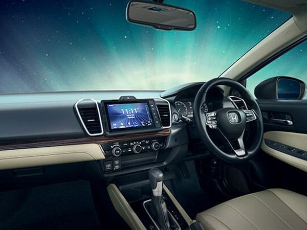 Honda City Important Features