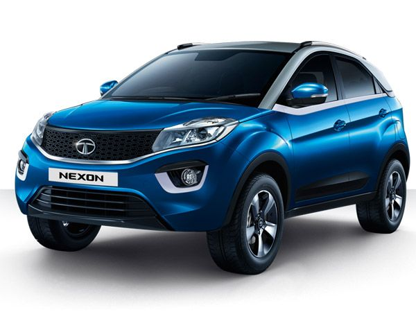 Tata Nexon Exterior And Interior Design