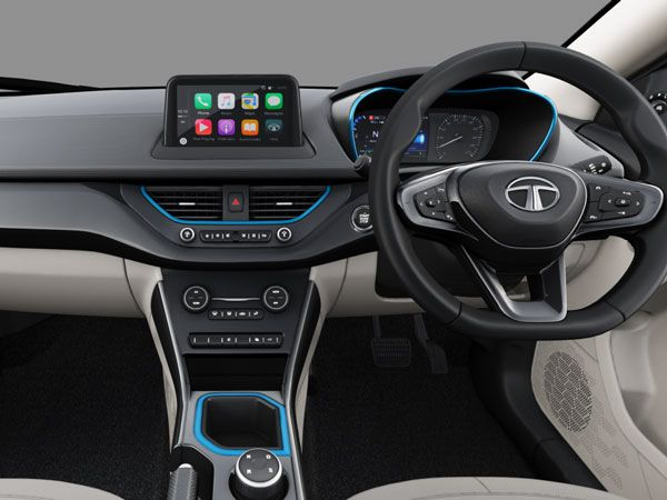 Tata Nexon EV Important Features