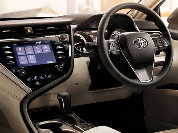 Toyota Camry Important Features