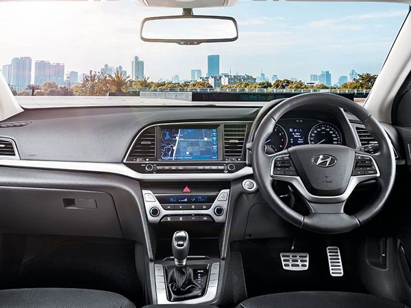 Hyundai Elantra Important Features