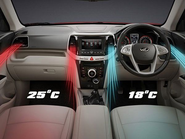 Mahindra XUV300 Important Features