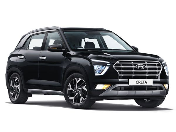 Hyundai Creta Exterior And Interior Design
