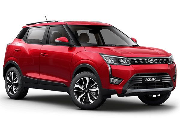 Mahindra XUV300 Exterior And Interior Design