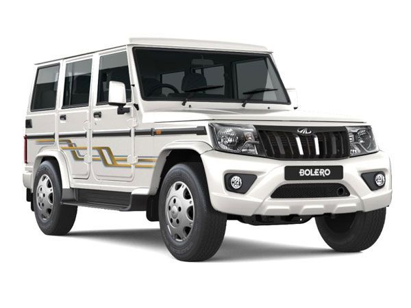 Mahindra Bolero Exterior And Interior Design