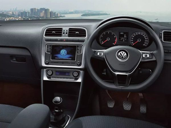 Volkswagen Polo Important Features