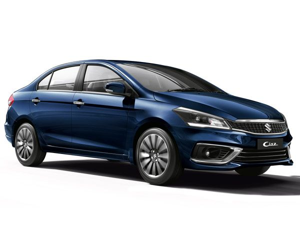 Maruti Suzuki Ciaz Exterior And Interior Design