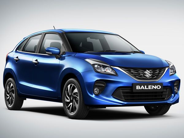 Maruti Suzuki Baleno Exterior And Interior Design