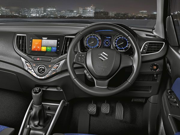Maruti Suzuki Baleno Important Features