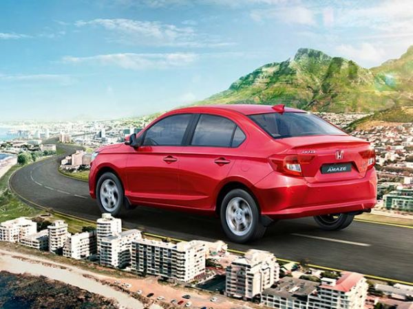 Honda Amaze Fuel Efficiency