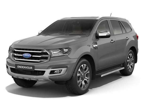 Ford Endeavour Verdict