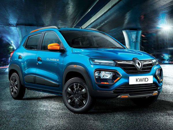 Renault Kwid Exterior And Interior Design