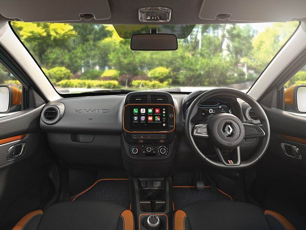 Renault Kwid Important Features