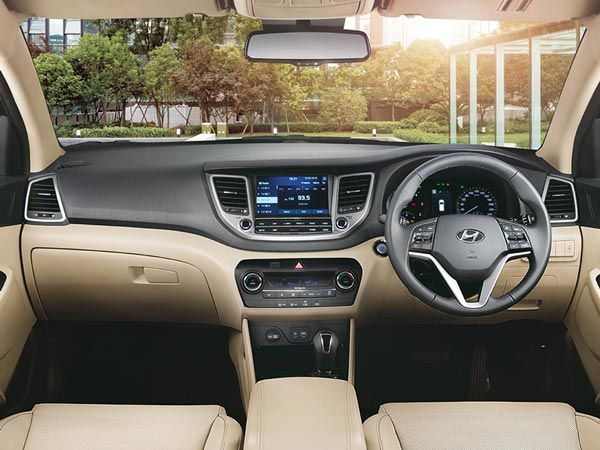 Hyundai Tucson Important Features