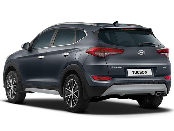Hyundai Tucson Fuel Efficiency