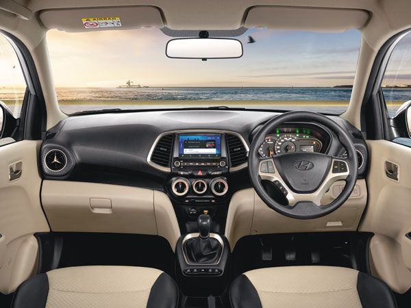 Hyundai Santro Important Features