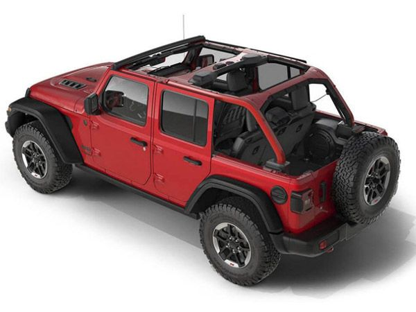 Jeep Wrangler Fuel Efficiency