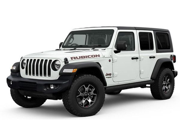 Jeep Wrangler Exterior And Interior Design