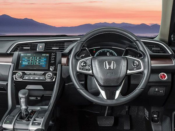 Honda Civic Important Features