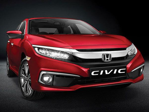 Honda Civic Exterior And Interior Design